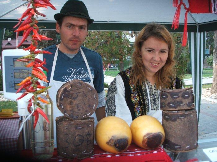 Targ de produse traditionale si articole mestesugaresti