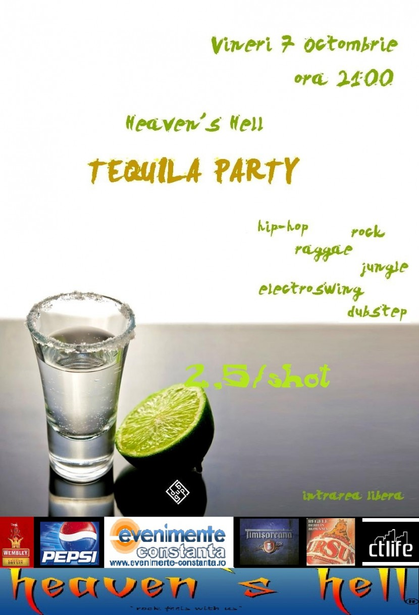 Tequila Party in Heaven's Hell