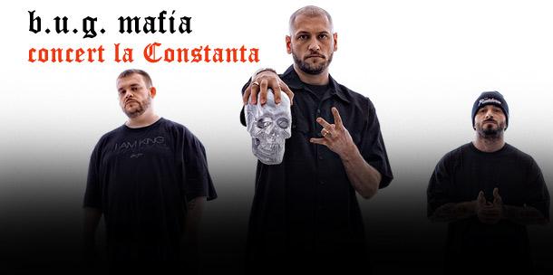 """B.U.G. Mafia, concert """"Inapoi in viitor"""""""
