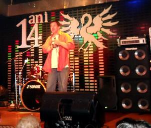 FOTO Doru Octavian Dumitru in club Phoenix