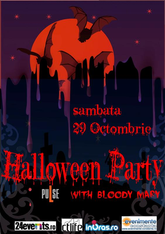 Halloween Party in Pulse