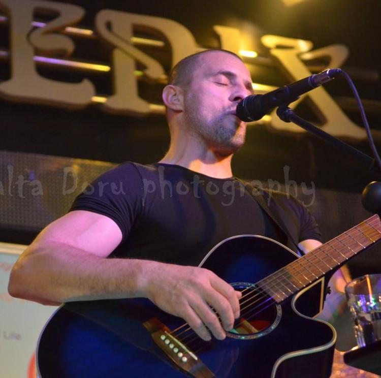 FOTO: Concert PAVEL STRATAN in Club Phoenix
