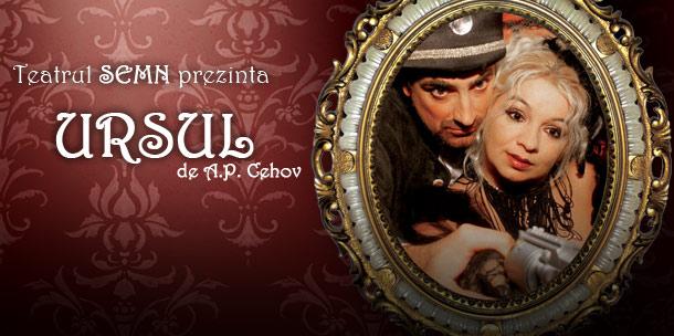 TEATRU: Comedia URSUL pe 12 februarie!