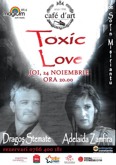 TEATRU: Toxic Love in Cafe d'Art