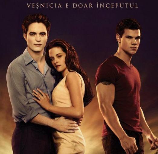Premiera Twilight Saga la Constanta. Cumpara-ti biletul din timp!