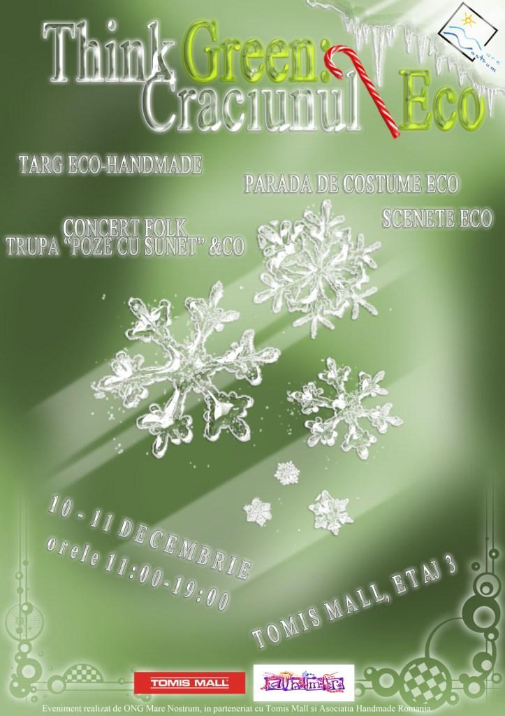 Think Green – Craciunul Eco