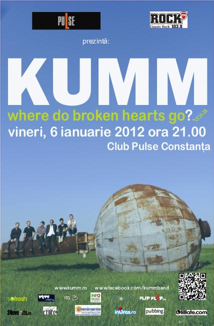 Concert KUMM in Pulse