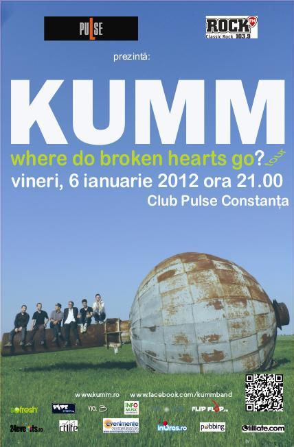 Concert KUMM in Pulse