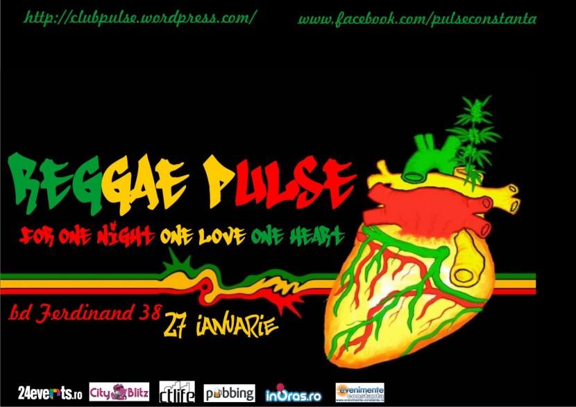 Reggae Party in Club Pulse