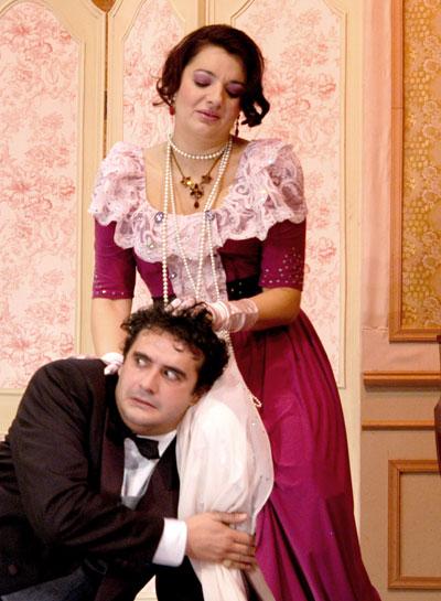 SCAIUL la  Teatrul de Stat Constanta