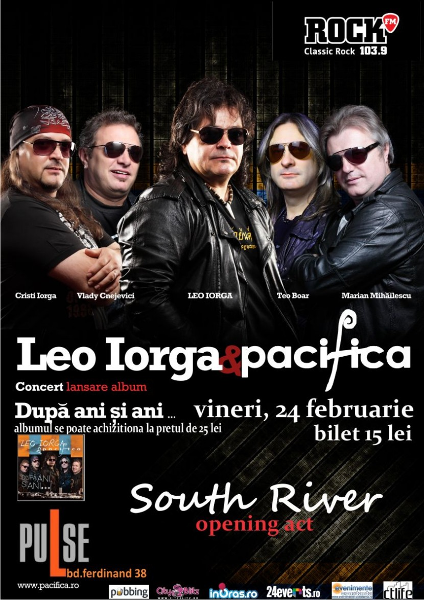CONCERT: Leo Iorga & Pacifica in PuLse