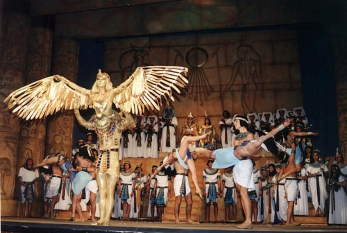 Aida la TNOB Oleg Danovski