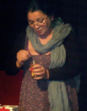 Interviu cu actriţa MĂDĂLINA PETRENCU
