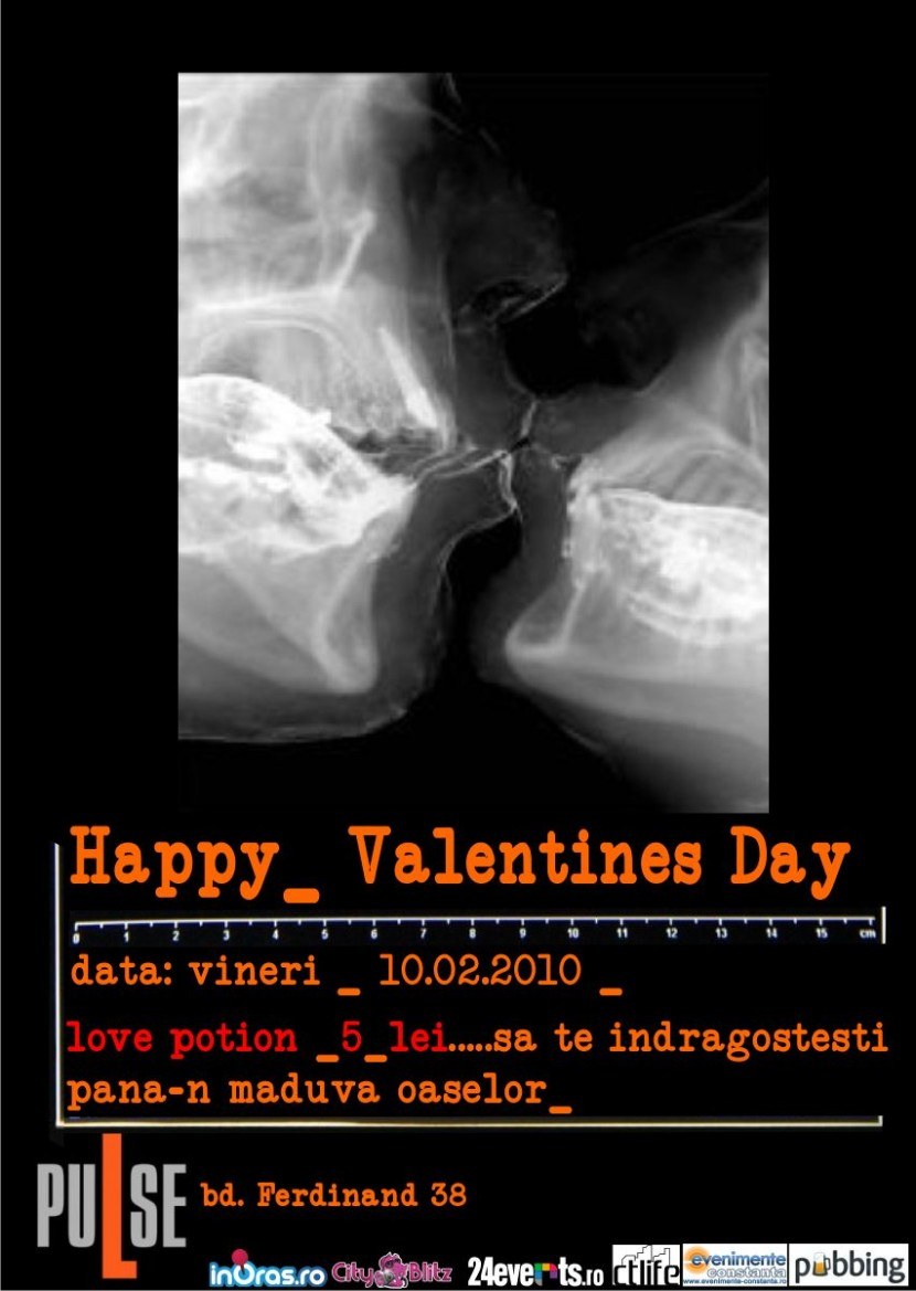 Happy Valentine's Day Party in PuLse