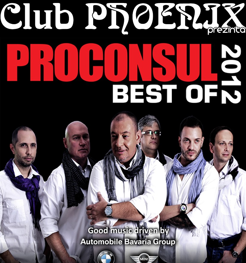 Concert PROCONSUL in Club Phoenix
