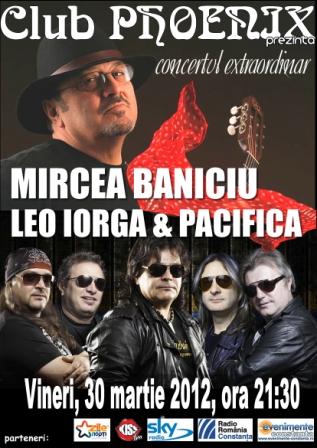 Mircea Baniciu, Leo Iorga & Pacifica in Phoenix