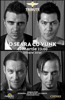 Concert VUNK in Tribute