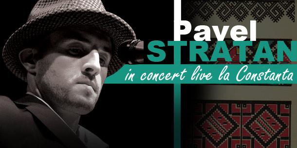 Concert: PAVEL STRATAN in Genessis Beer Pub