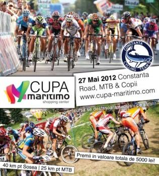 Cupa Maritimo pentru biciclisti