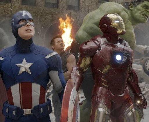 THE AVENGERS, incasari record la Hollywood