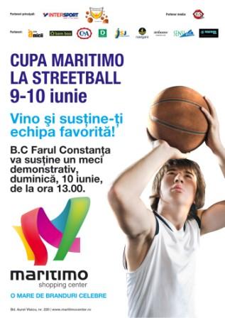 Cupa Maritimo la Streetball