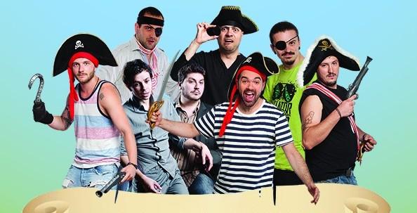 """Festivalul de Stand Up Comedy """"Piratii Comediei"""" in Mamaia si Vama Veche"""