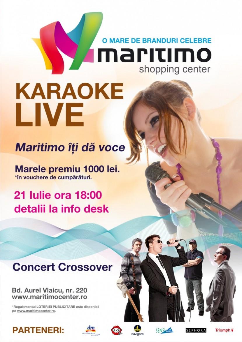 KARAOKE LIVE in MARITIMO