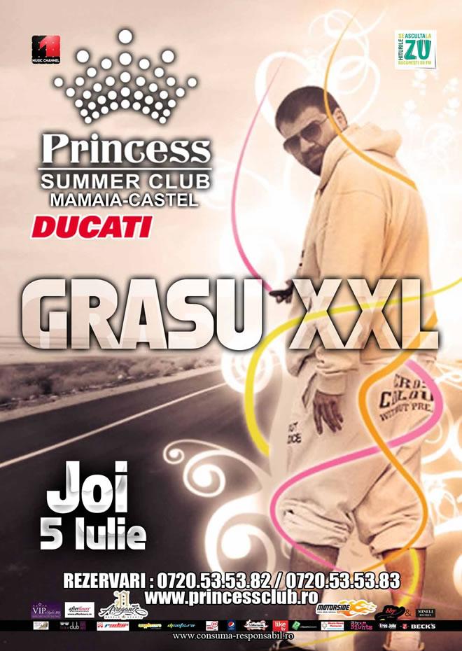 Concert Grasu XXL in Mamaia