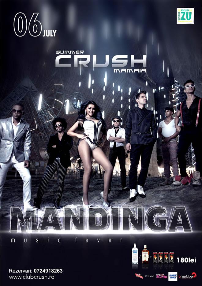 Concert MANDINGA in Mamaia