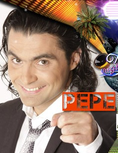 Latino Party cu PEPE si ALEX MICA la Aqua Night Show