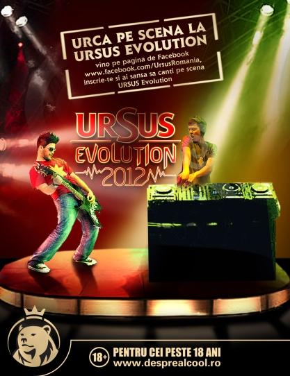 Ursus Evolution 2012 la Mamaia