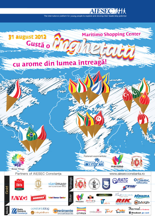 Global Village la Maritimo pe 31 august