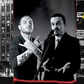 CONCURS: Castiga o invitatie dubla la stand-up comedy cu BORDEA si SERGIU