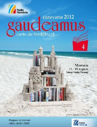 Targul de carte Gaudeamus Mamaia 2012