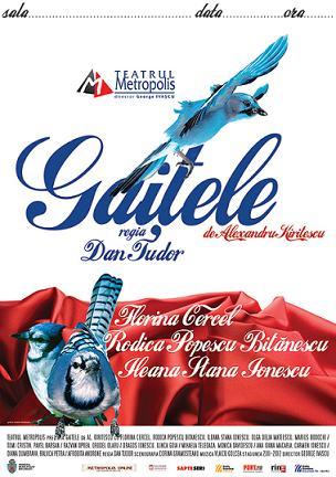 """TEATRU: """"Gaitele"""" la Casa de Cultura"""