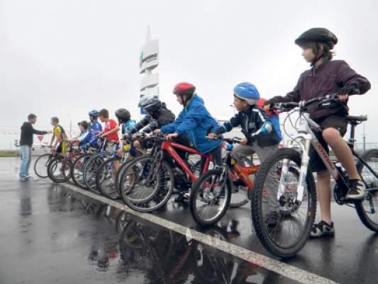 Half a perfect world – eveniment umanitar de ciclism