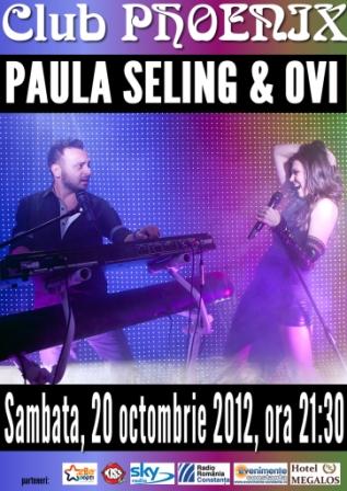 CONCERT Paula Seling & Ovi la Club Phoenix