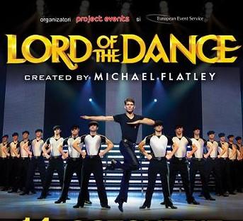 Lord Of The Dance in premiera la Constanta
