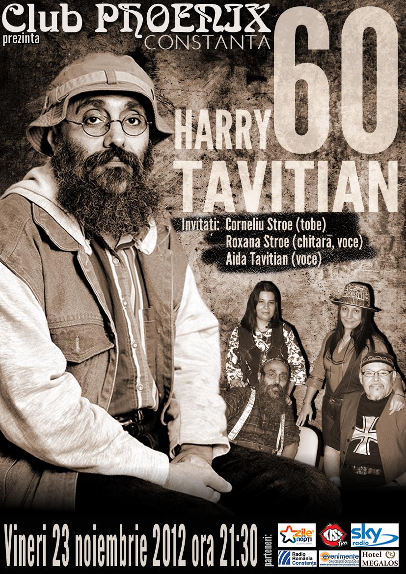 Concert aniversar Harry Tavitian si invitatii sai in Phoenix