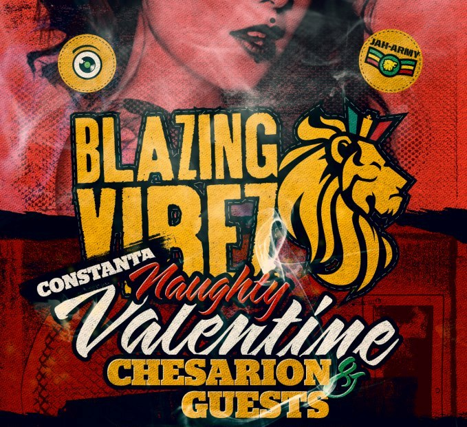 Blazing Vibez Naughty Valentine in GOBLIN