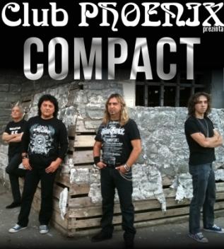 Concert COMPACT in Club Phoenix