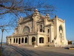 Cazinoul din Constanţa, reabilitat cu fonduri europene