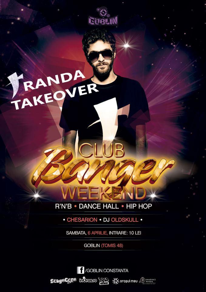Club Bangers Weekend in Club GOBLIN