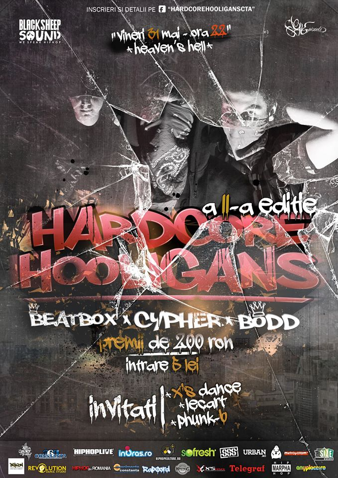 Hardcore Hooligans editia a II-a in Havens Hell