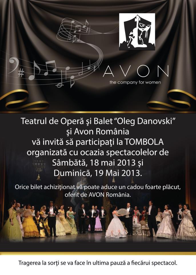 Program de weekend la TNOB Oleg Danovski