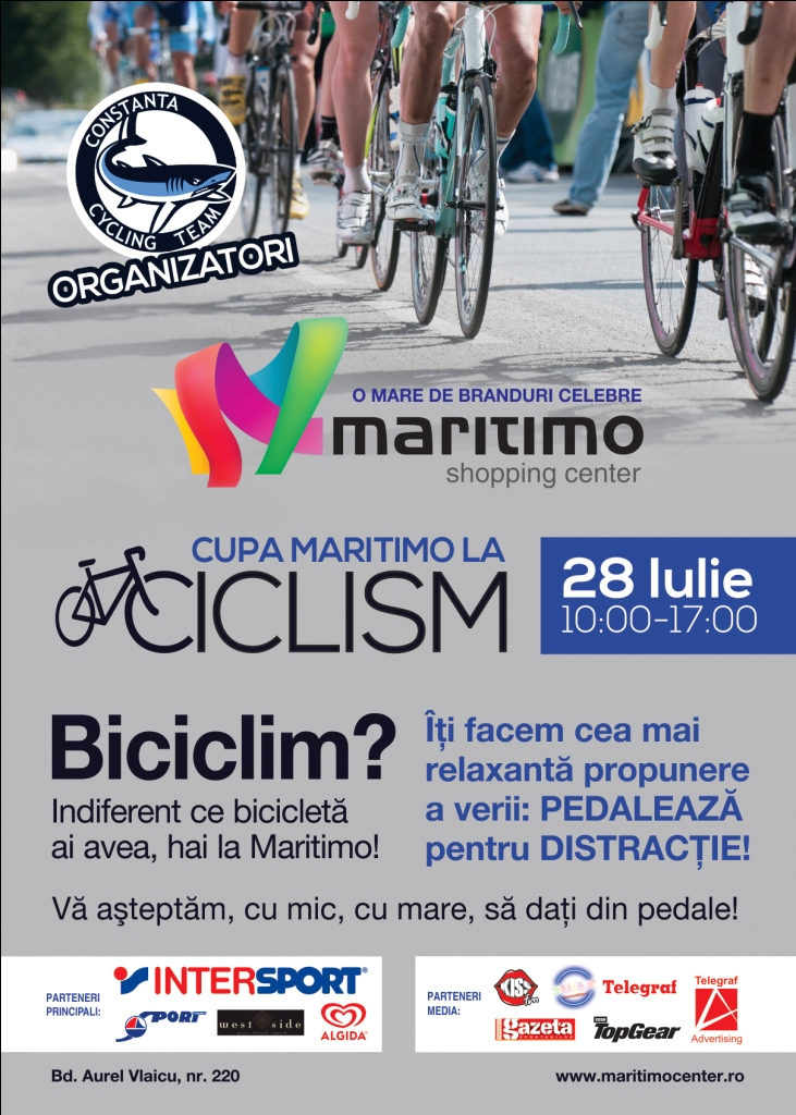 Cupa MARITIMO la Ciclism