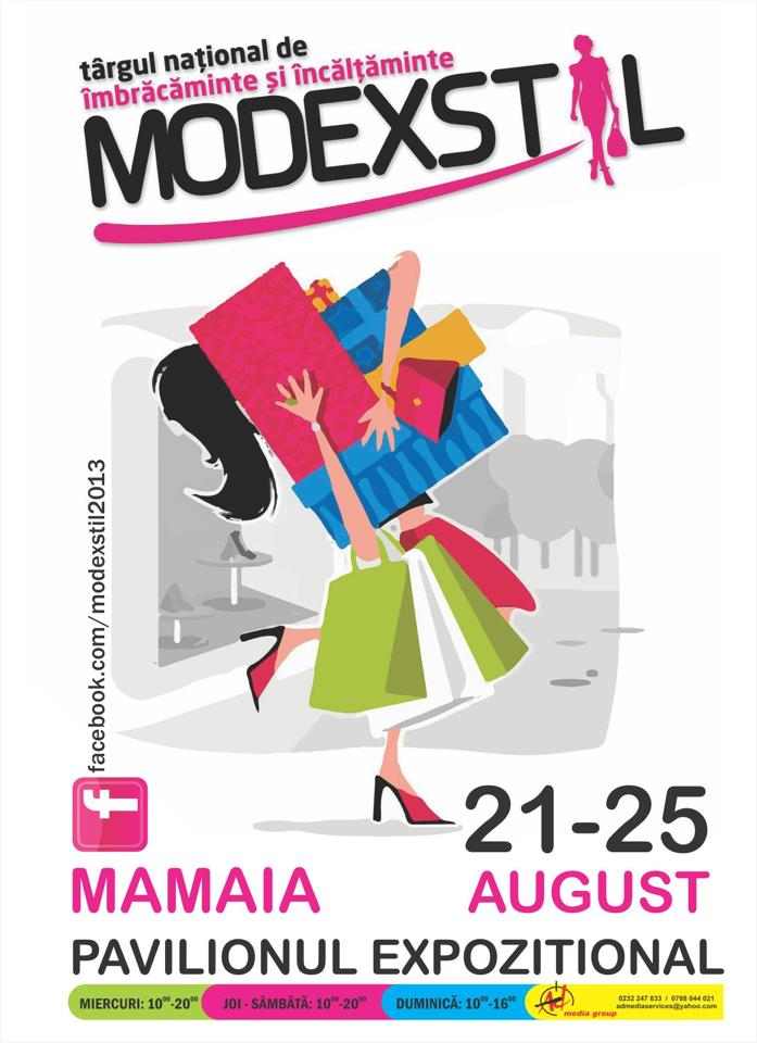 MODEXTIL – targ de imbracaminte si incaltaminte la Pavilionul Expozitional