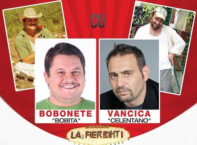 Stand-up comedy cu BOBONETE și VĂNCICĂ la Harlequin Mamaia