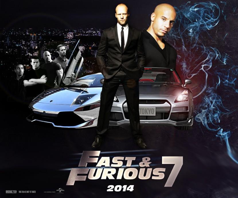 Un nou actor va juca alături de Statham şi Vin Diesel în Fast and Furious 7!