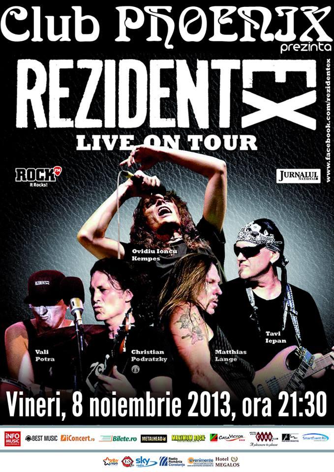 Kempes & Rezident EX, live în Phoenix!